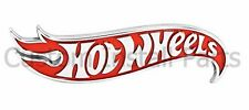 Hot Wheels Red Emblem Chrome Side Fender Hood Badge Decal 22937305 Replacement