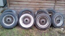 Jaguar E-TYPE & Jaguar XK Wire wheels. £ 50.00 chaque