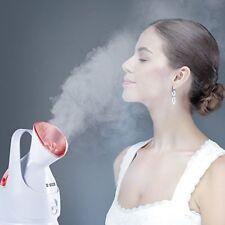 Maquina De Sauna Facial Hidratante Limpieza Profunda Poros Diseño Compacto