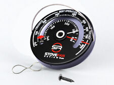 SFR Magnetic Stove Thermometer - Gauge for Wood Burner & Stove Fans