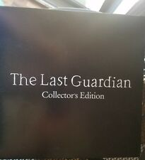 The Last Guardian Collector's Edition PlayStation 4 PS4 Brand New Sealed
