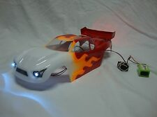 HPI Nitro RS4, Savage, Sprint 2, E10 Firestorm, Blitz, LED Head / Tail Light Kit
