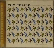 THE POLICE 'EVERY BREATH YOU TAKE' 14-TRACK CD