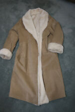 Beautiful Full Lenght Leather Coat by J. Percy for Marvin Richards, Size Large
