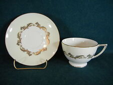 Minton Gold Laurentian H5184 Cup and Saucer Set(s)