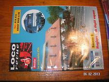 § Loco Revue n°660 A1A A1A 68007 Portes Autos STVA X5500 BB 4500 Depot Vapeur
