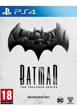 Batman The Telltale Series Season Pass Disk PlayStation 4