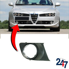 FRONT BUMPER FOG LIGHT GRILL RIGHT O/S COMPATIBLE WITH ALFA ROMEO 159 2005-2012