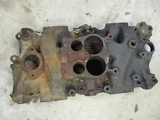 1976-1982 Chevy 5.7 350 4bbl Cast Iron Intake Manifold 346250 Truck or Car 26707