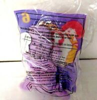 MCDONALDS HAPPY MEAL TOY ANIMAL- 1998 - TY- 'HAPPY #6' - SEALED- MINT