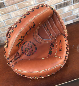 "NEW w/o Tags Wilson Rare Professional Model A2403 A2000 Series 34"" Catchers Mitt"