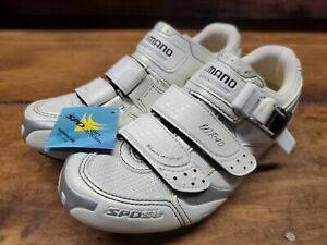 Shimano WR40 Women's Road Bike Shoes Size 37 EU or Size 5.5 US New