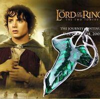 COLLANA SPILLA ELFICA FOGLIA DI LORIEN SIGNORE DEGLI ANELLI Frodo
