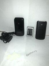 UNLOCKED Samsung SGH-A157 (AT&T) 3G GSM Flip Phone Worldwide T-Mobile Cricket ✔️