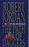The Path of Daggers (The Wheel of Time #8) (Book 8), Robert Jordan, Good Conditi
