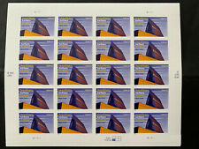 2004 AIRFORCE ACADEMY, 37ct Sheet, 20 SELF ADHESIVE stamps, MNH