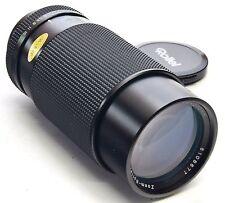 ROLLEILEX 80-200mm F4 Zoom-Rolleinar MC - Rollei QBM -