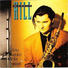 Warren Hill - Kiss Under The Moon - New Factory Sealed CD