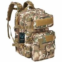 Molle Outdoor Military Tactical Bag Army 3 Day Assault Camping Hiking Backpack