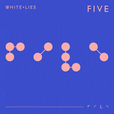 White Lies Five Vinyl LP New 2019