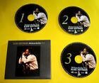 "3 CDs "" KLAUS HOFFMANN - MELANCHOLIA LIVE "" 45 STÜCKE (SALAMBO)"