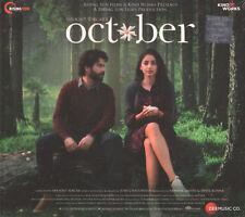 OCTOBER - Original Bollywood Soundtrack CD 2018 zum Film mit Varun Dhawan