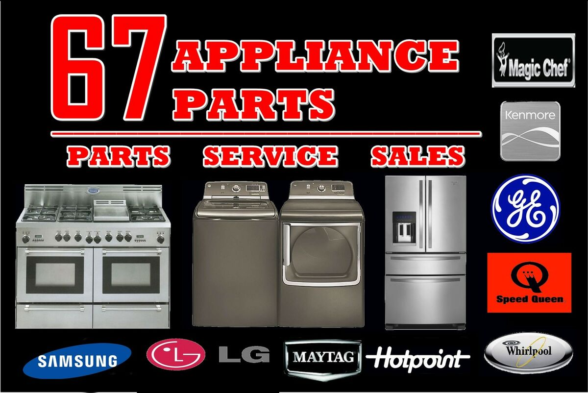 67 Appliance Parts n More