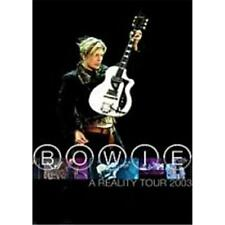 DAVID BOWIE A REALITY TOUR DVD ALL REGIONS PAL NEW