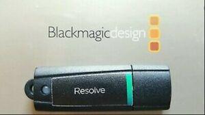 Blackmagic Davinci Resolve Studio 17 Dongle + FUTURE UPDATE