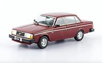 Volvo 244 GL 1979 Rare Argentina Diecast Car Scale 1:43 With Magazine