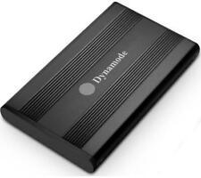 "Dynamode 2.5"" USB 3.0 SATA Hard Drive Enclosure Black"