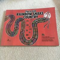 CATHERINE BERNDT, THIS IS STILL RAINBOW SNAKE COUNTRY. 0725310669