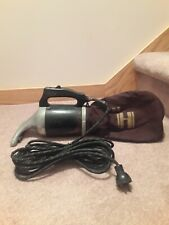 """~RARE~ ANTIQUE HOOVER  """"THE H"""" HAND HELD VACUUM CLEANER - MODEL 100 ~WORKS~"""