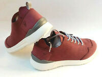 ICEPEAK ALAVUS MS Damen wine red 375235-679  Schuhe Leder Sneaker Gr. 39 Sale