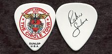 Bon Jovi 2010 The Circle Tour Guitar Pick Richie Sambora custom concert stage #2