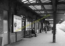 Havant Railway Station Photo. Emmsworth - Cosham. Chichester to Fareham. (14)
