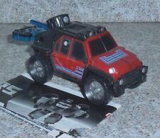 Transformers Película Warpath Completo Scout