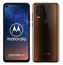 "Motorola One Vision 128Gb | 4G Lte (Gsm Unlocked) 6.3"" Smartphone Xt1970-2"