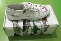 Superga 2750 FABRICNEBULOSITYW Sneakers Women's - White Red S00AXR0 977