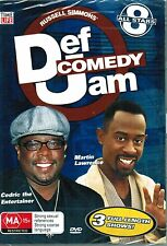 Russell Simmons Def Comedy Jam All Stars 8 NEW Martin Lawrence Cedric