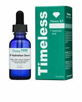 Timeless Vitamin B5 Serum + Hyaluronic Acid. 1fl oz (30ml). Bottled 04/19 USA.