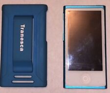 Apple iPod Nano 7th Gen. 16GB, Replace Screen, Tranesca® Case, Charger, Bundle