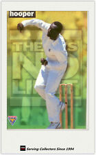 1995-96 Futera Cricket There is No Limit TNL5 Carl Hooper (West Indies)