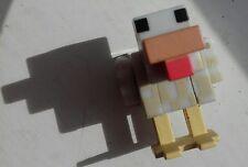 Minecraft-pollo da collezione giocattolo. Figure Minecraft. COLLECTION. videogioco