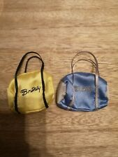 Britney Spears Doll Named Bags Blue And Yellow