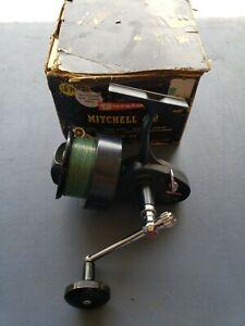 "Garcia Mitchell 498 Spinning Reel ""LOOK"""