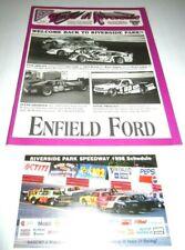Racin' at Riverside Vol. 2 #12 (1998) Official Racing Magazine