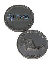 Integrated Deicing Services Challenge Coin