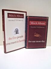 Mitch Albom: Set of Two Novels