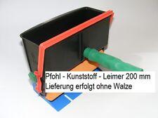 Pfohl - Plastique - Lacoste 200 mm sans Leimauftragswalze